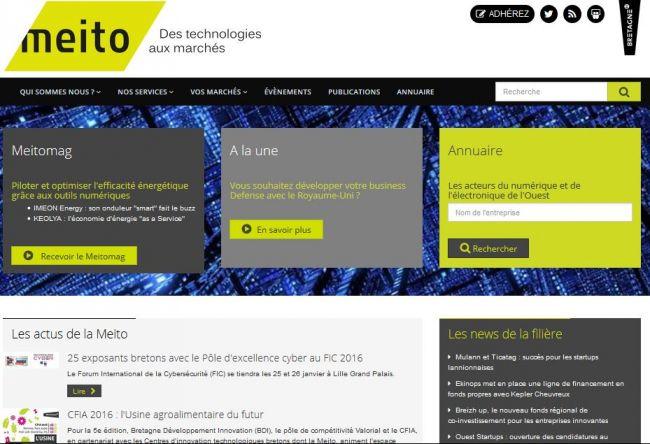 Nouveau site made by Alkante en ligne